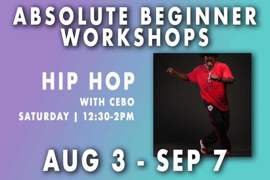 Absolute Beginner Hip Hop with Cebo