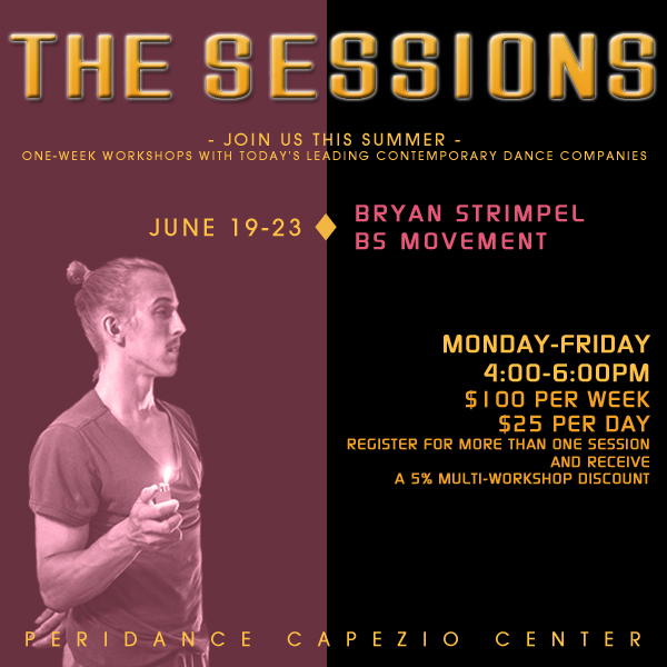 The Sessions: B.S. Movement // Bryan Strimpel