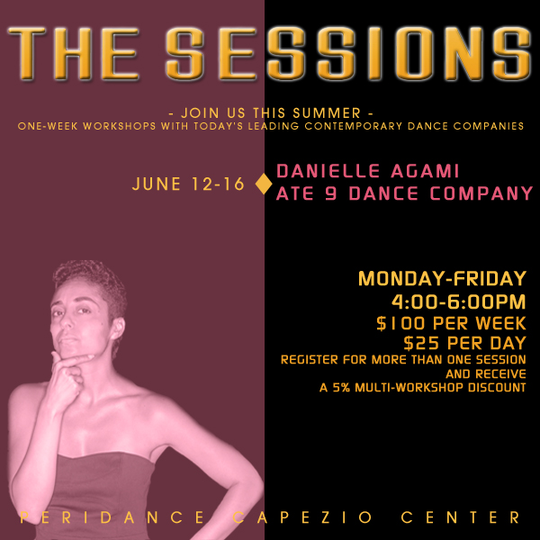 The Sessions: Ate9 Dance Company