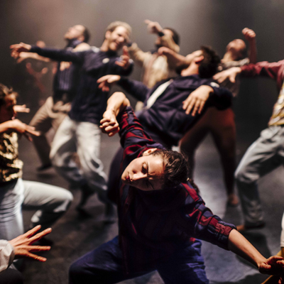 Grande Finale Workshop - in association with Hofesh Shechter