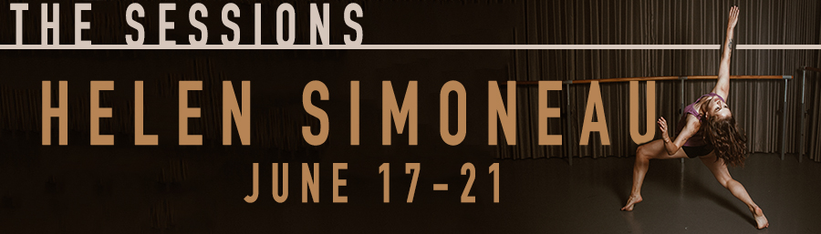 The SESSIONS: Helen Simoneau