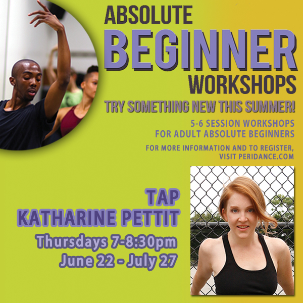 Absolute Beginner Tap with Katharine Pettit