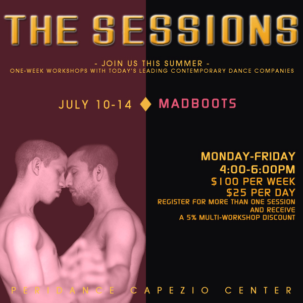 The Sessions: MADBOOTS DANCE