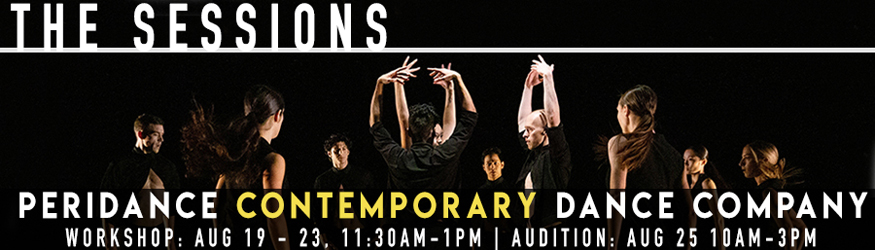 The SESSIONS: Peridance Contemporary Dance Company