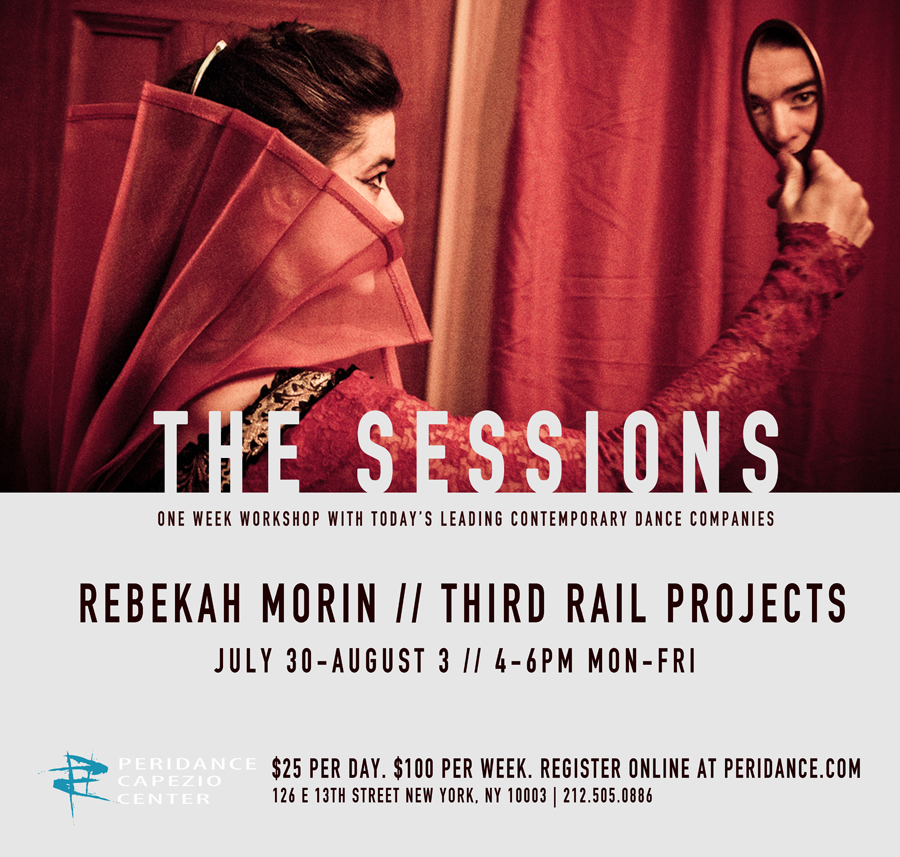The SESSIONS: Third Rail Projects