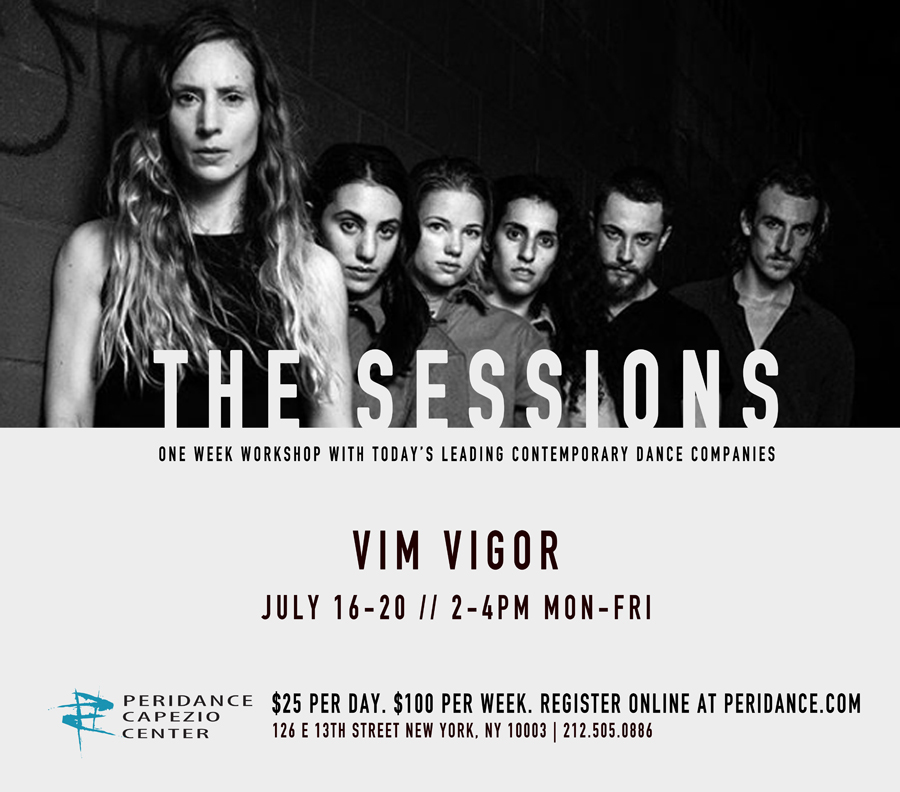 The SESSIONS: VIM VIGOR
