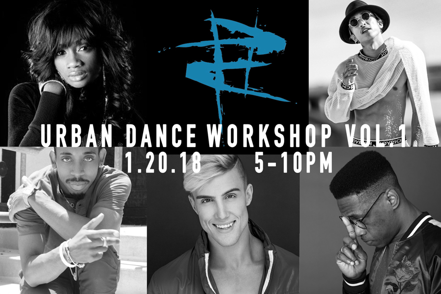 Urban Dance Workshop Vol. 1