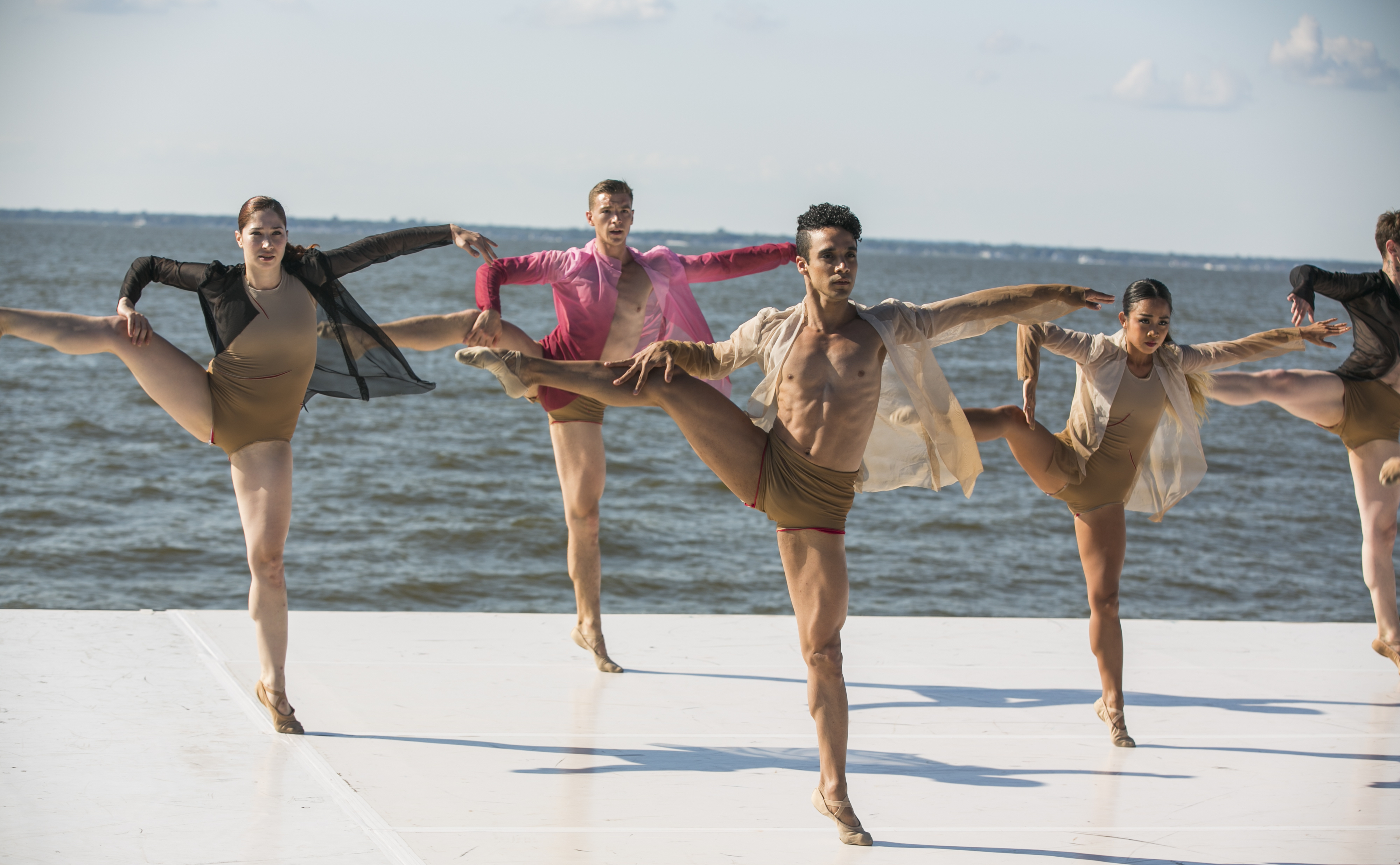 about peridance contemporary dance company