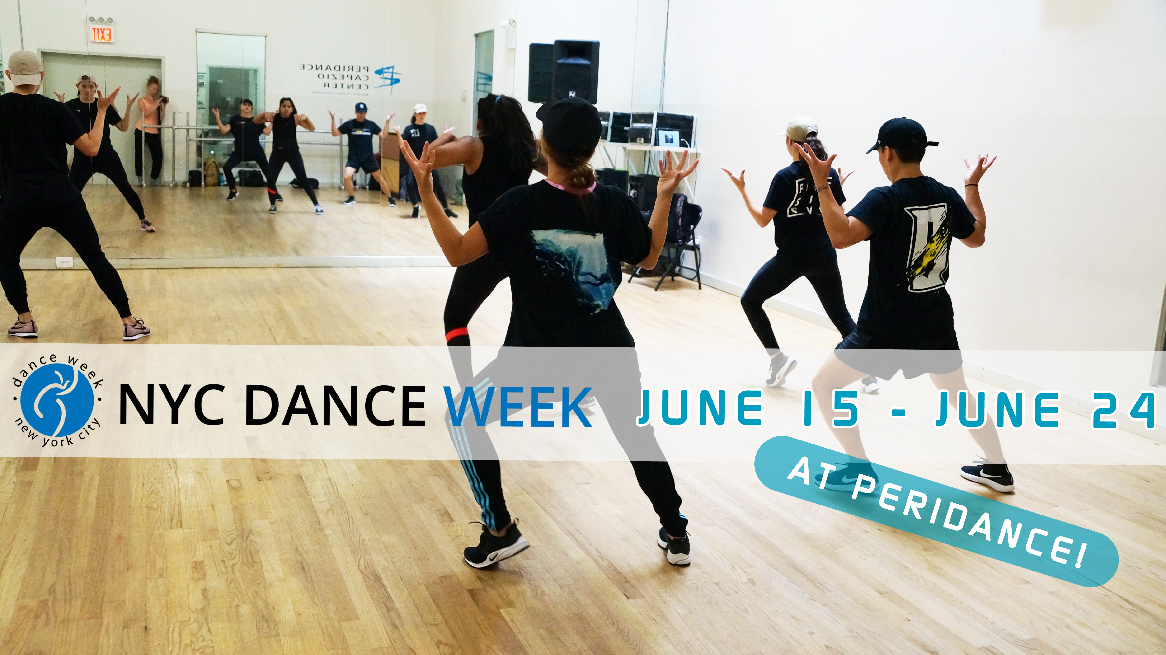 Nyc dance week peridance capezio center nyc dance week june 15 june 24 malvernweather Choice Image