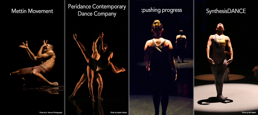 Mettin Movement Peridance Contemporary Dance Company pushing progress SynthesisDANCE