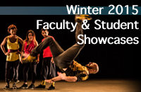 Peridance Salvatore Theater Faculty and Student Showcases Spring 2015 New York City