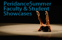 Peridance Faculty Student Showcase