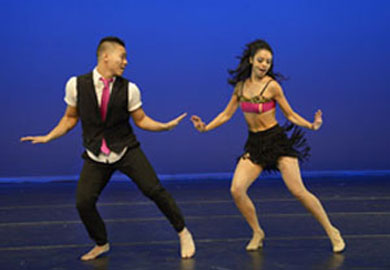New York Jazz Choreography Showcase